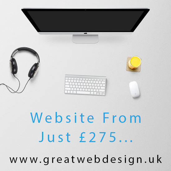 web design cornwall UK