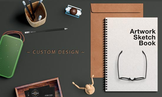 bespoke custom web design